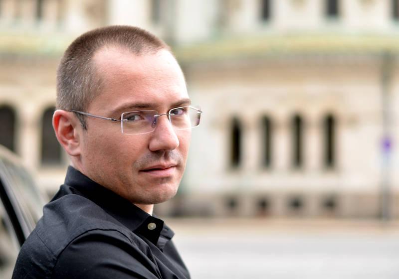 Angel Djambazki: The Anger is Waking Up
