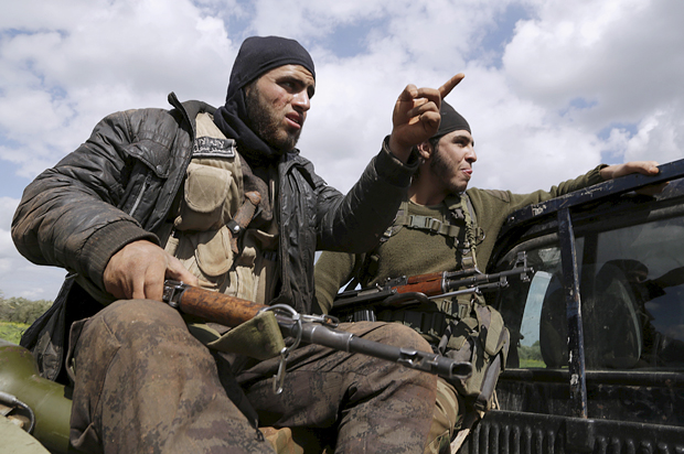 U.S.-backed Syrian rebels committing war crimes, torture, abductions; imposing harsh Sharia law: Report