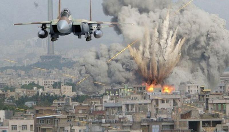 Syria to UN: Latest US-led Coalition Airstrikes Killed 45 Civilians near Manbij