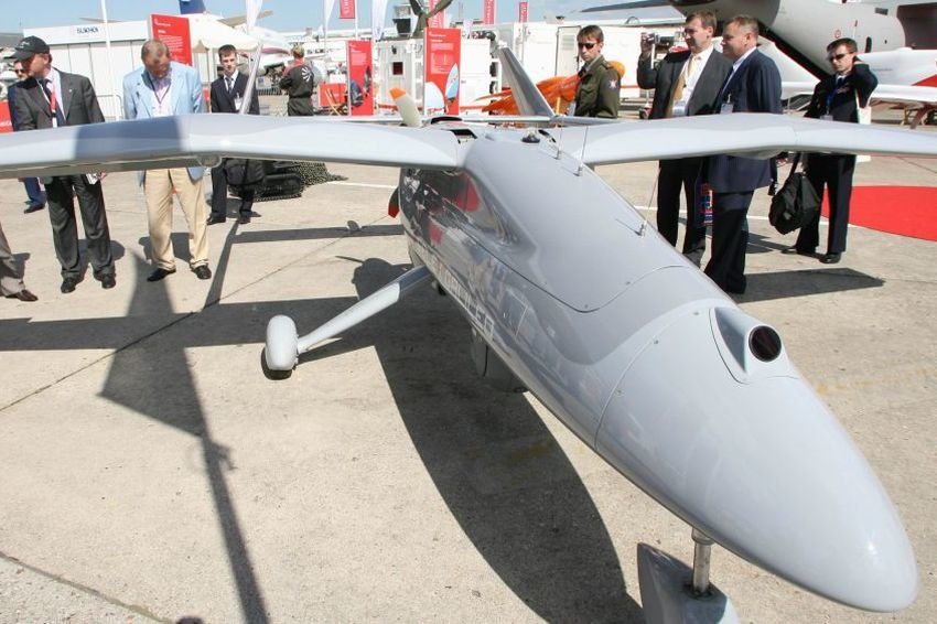 Russia tests hydrogen-powered unmanned aircraft in Syria