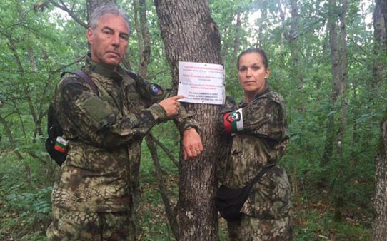 ISIS Sets Bounty on a Bulgarian Migrant Hunter