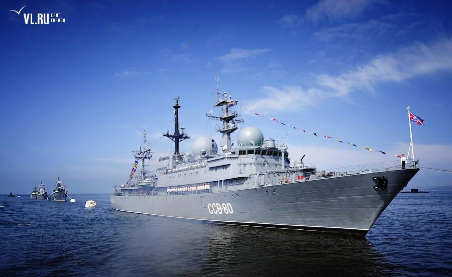 Reconnaissance Russian Ship Off Hawaii Disturbs US