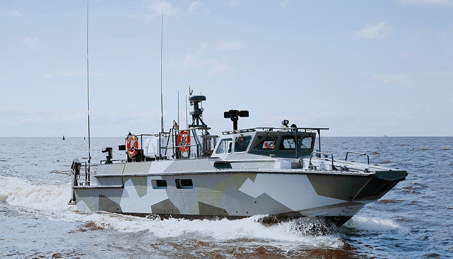 Kalashnikov's Assault Boats for Russian Special Forces
