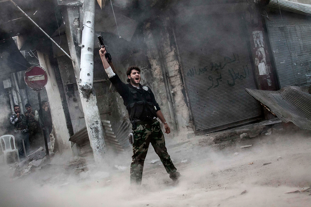 Syrian Government Announces 72-hour Truce Across Syria