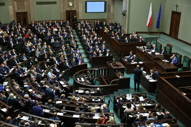 Poland's Sejm Adopts Resolution on Volhynia Genocide