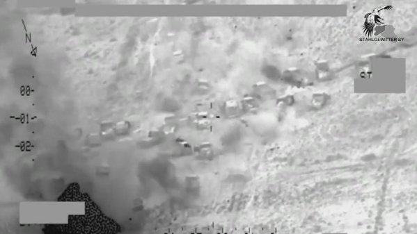 US-backed Syrian New Army Lose ISIS battle after being abandoned by US jets