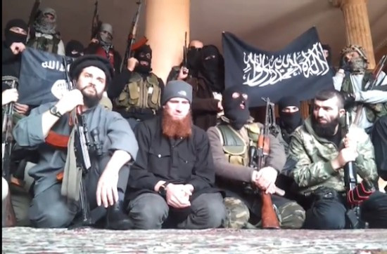 """Reuters Colludes With Al Qaeda Terrorists By Disguising Them As """"Rebels"""""""