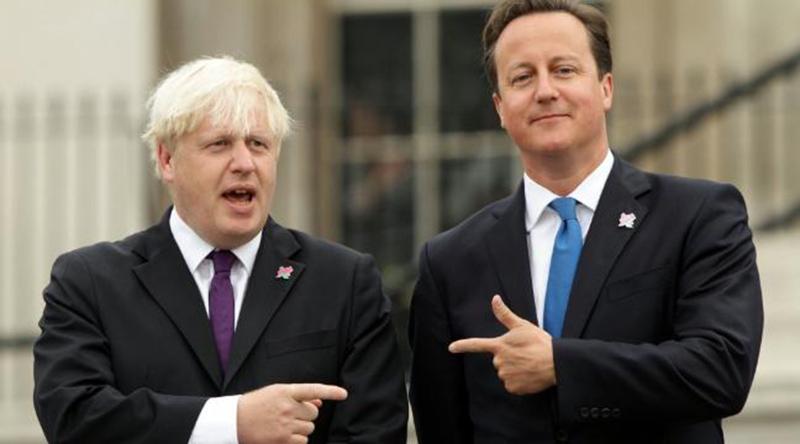 Boris Johnson's Diplomacy - Sewn With a White Thread