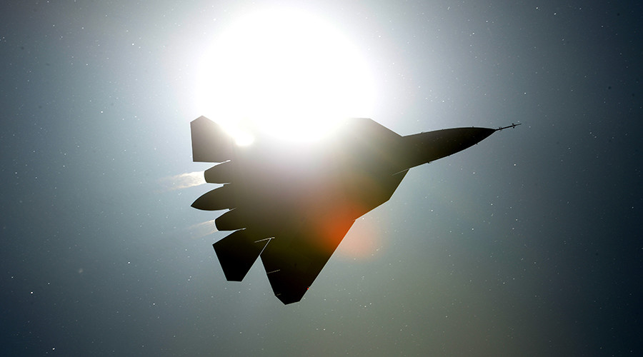 Russian Sixth-Generation Drone Fighter Jets to Fly in Swarm and Enter Near Space