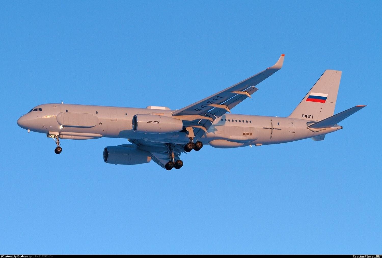 Russia Sends More Advanced Spy Planes to Syria