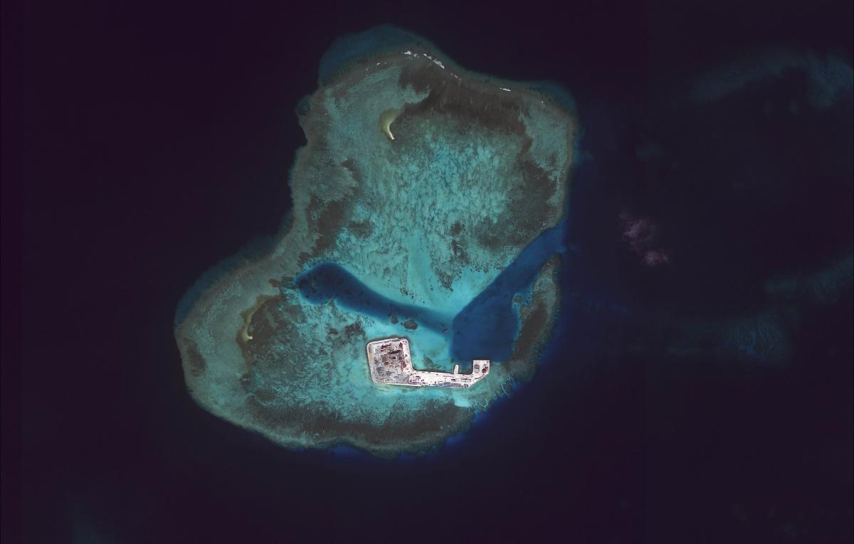 China's Artificial Islands in South China Sea - Review