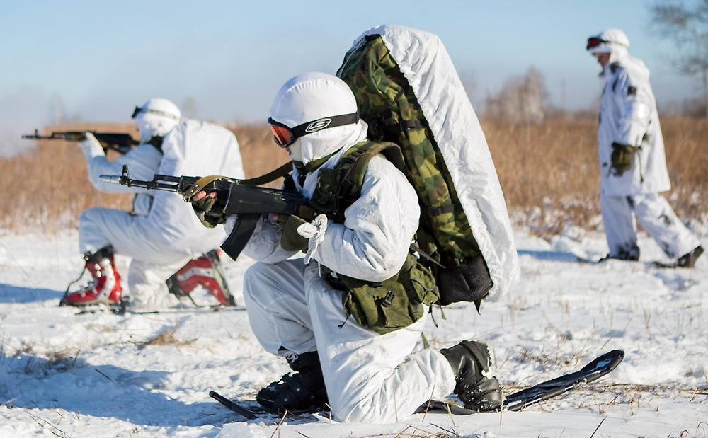 Russia's 'Polar Bear Spetsnaz' reinforces Arctic Borders defense