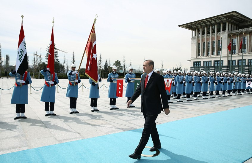 Nearly 300 Presidential Guards Detained in Turkey after Failed Coup