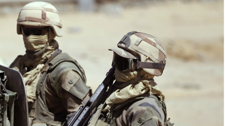 3 French Soldiers Died after Their Helicopter Was Shot Down in Libya