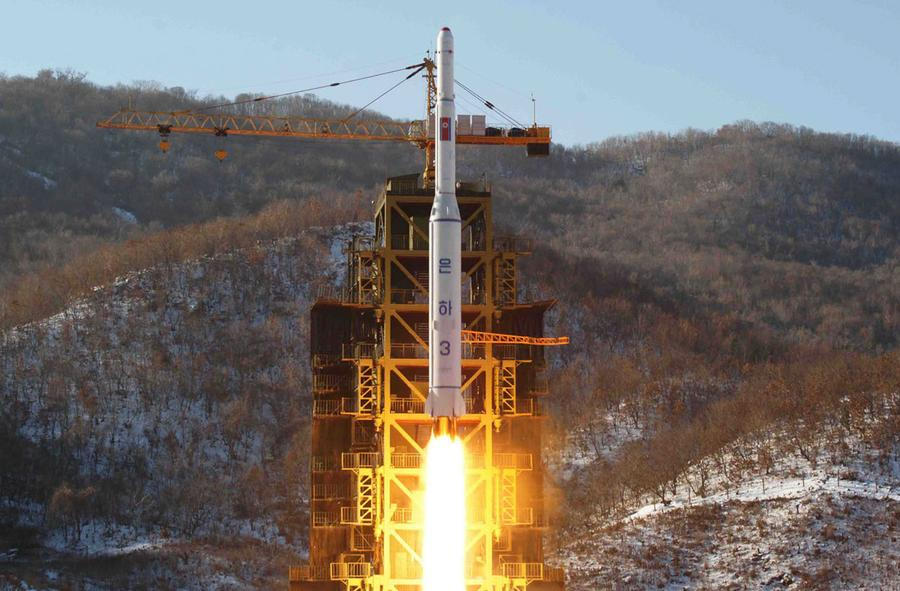 US Found Possible North Korean Nuclear Site