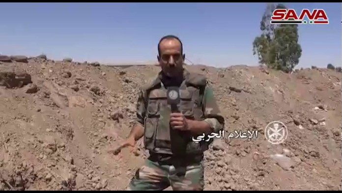 Syrian Army continues advance in eastern Ghouta