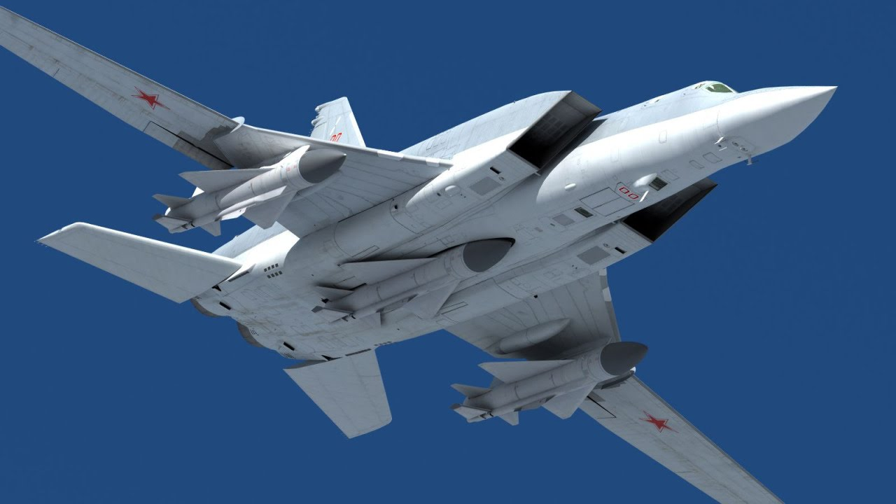 Russian Strategic Bombers Strike ISIS Targets in Syria (Video)