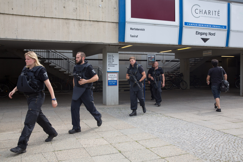 Series of Lone Wolf Attacks in Germany Continues