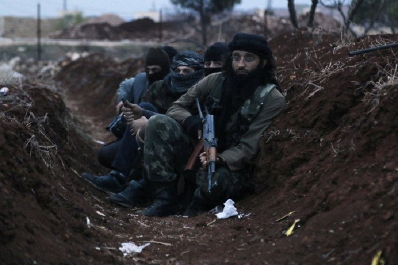 Jihadist rebels begin new offensive in northeast Latakia
