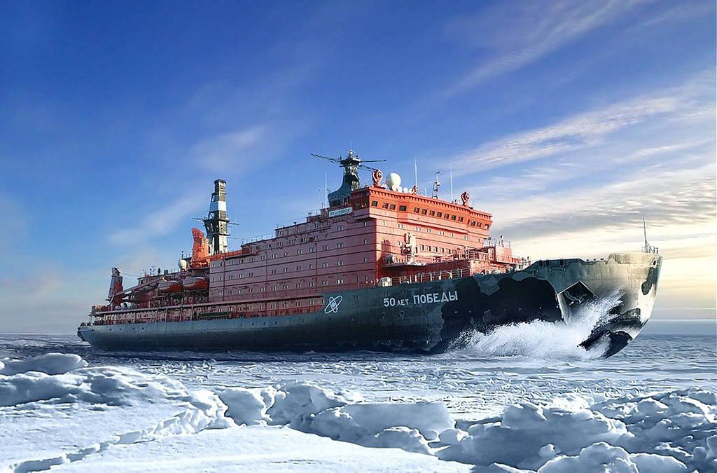Russia to Build Combat Icebreakers for Arctic
