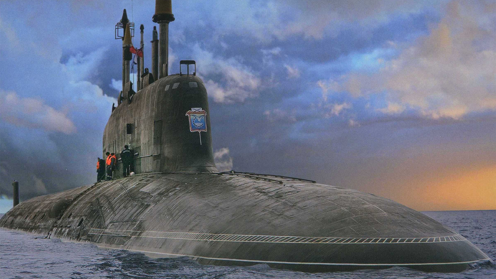 New Naval Sonar System to Allow Russia to 'Hear' Enemy Subs Via Satellite Network