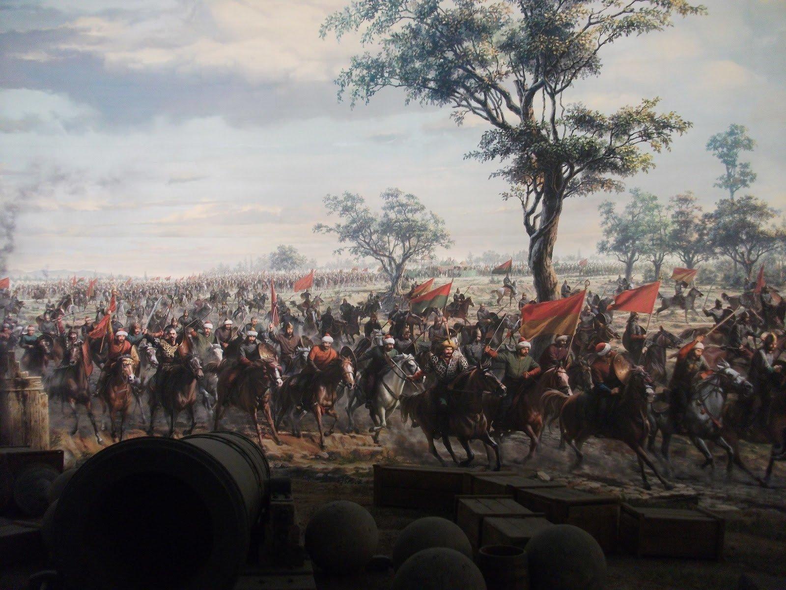 Janissaries Against Sultans