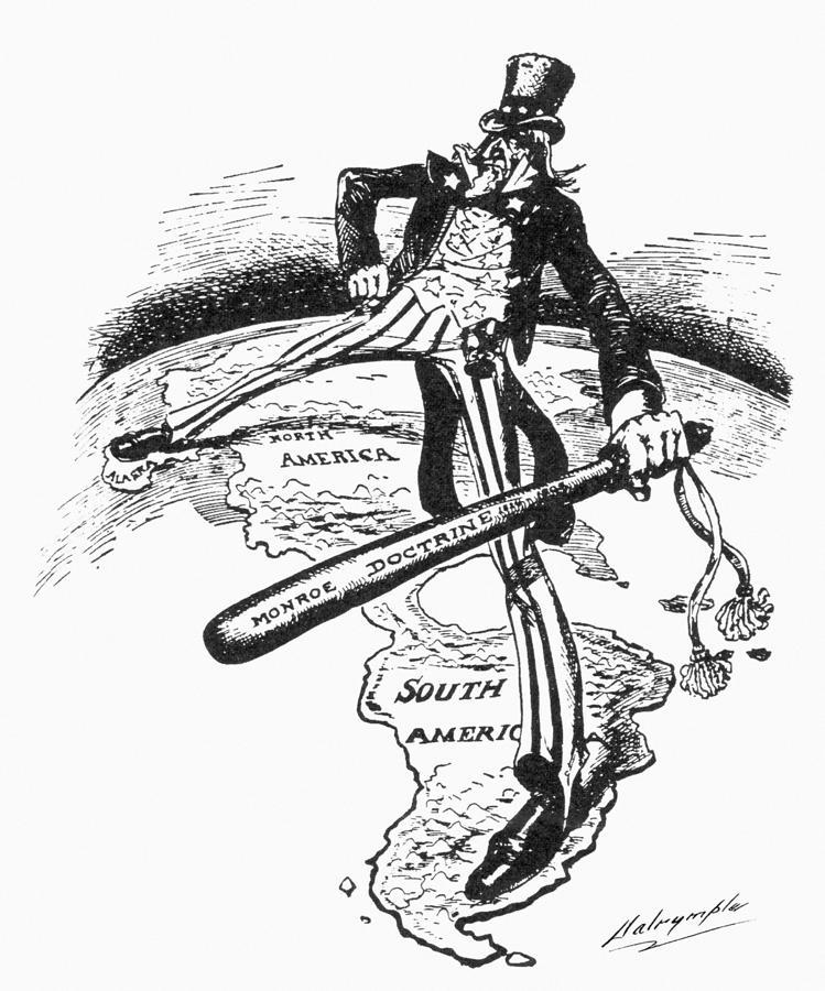 Opinion: Barack Obama brings the Monroe doctrine back to life