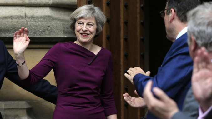 Theresa May Is the Next Prime Minister of Great Britain