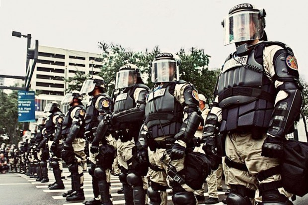 Militarization of American Nonmilitary Federal Agencies Ongoing