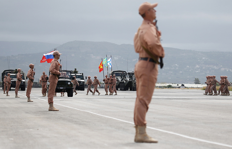 Russia helps Syria to Restore Military Capabilities