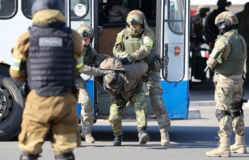 Official: Russia's Approved Anti-Terror Law Package Won't Work