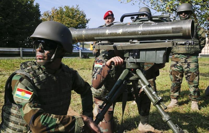 Germany To Supply More Arms to Kurds