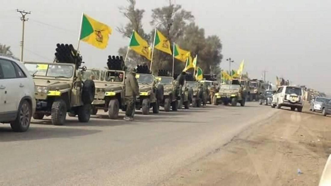 1,000 Pro-Iranian Militia Fighters Deployed to Palmyra