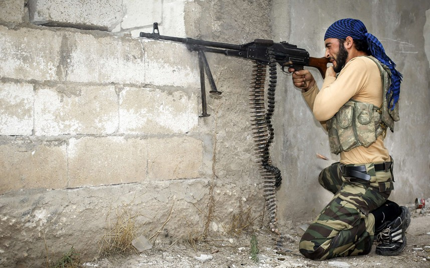 Report: European govts sold $1.3bn in arms to Middle East, some ended up with ISIS