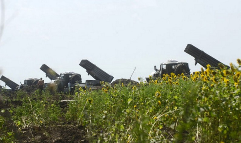 Fighting in Donetsk, Lugansk Continues