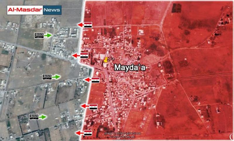 Syrian Army overruns Islamist rebels in Eastern Ghouta
