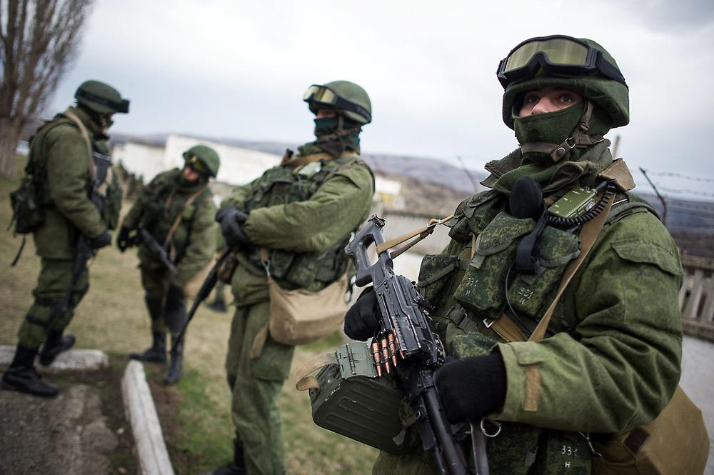 More than 900 Russian Troops Involved in Exercise in Moscow Region