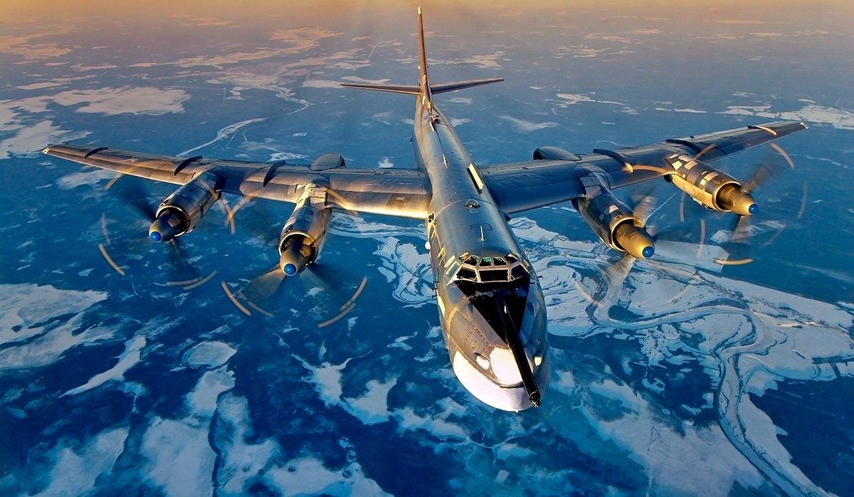 Image result for Tu-95MS Bomber