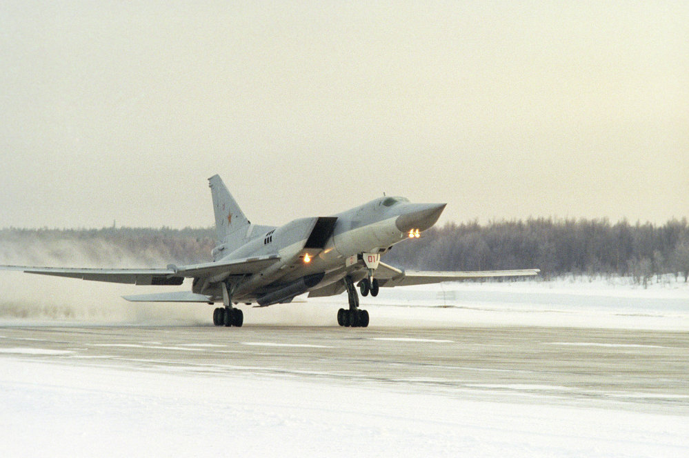 India to Buy Four Strategic Bombers From Russia