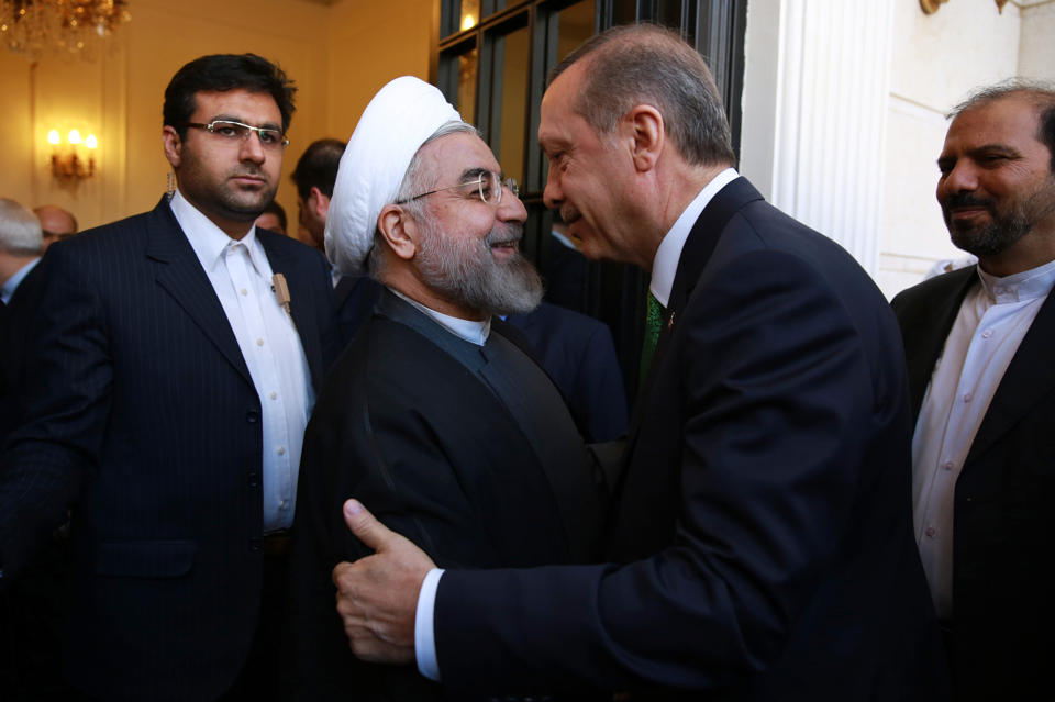 Is an alliance between Ankara, Moscow and Tehran possible?