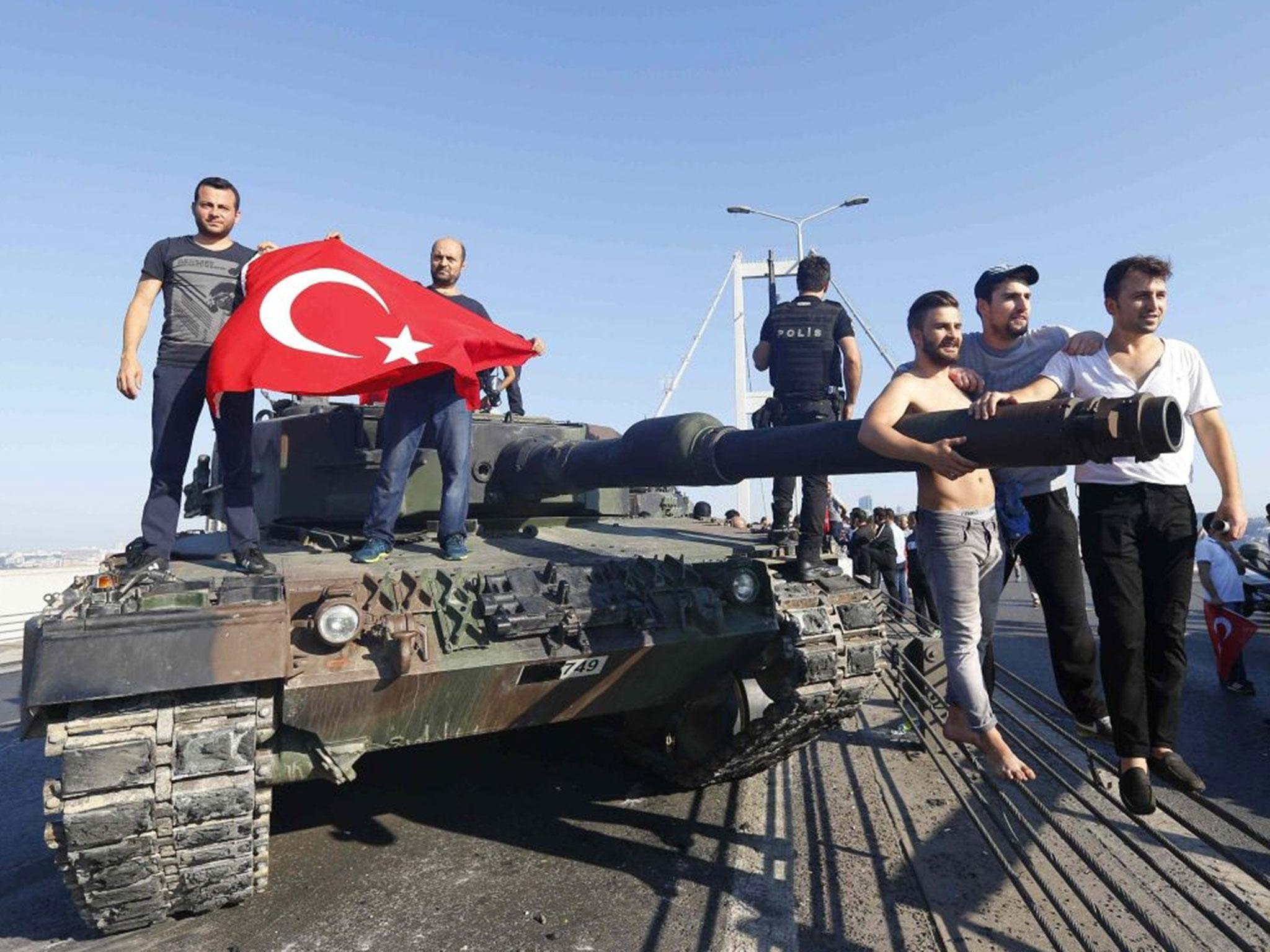 Opinion: Initial Thoughts about Failed coup in Turkey