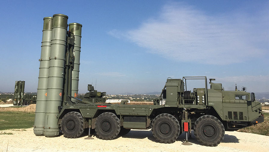 Russia Responds To NATO - Deploying S-400 in Crimea