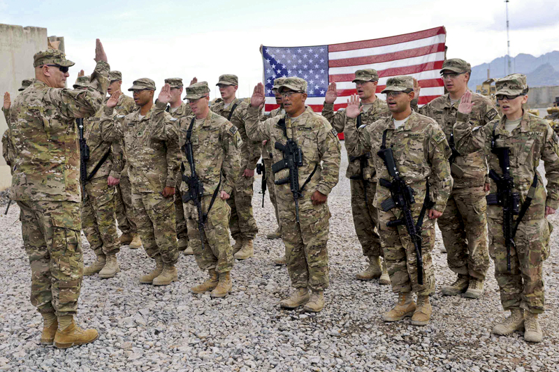 Obama Will Keep 8,400 US Troops in Afghanistan Until 2017