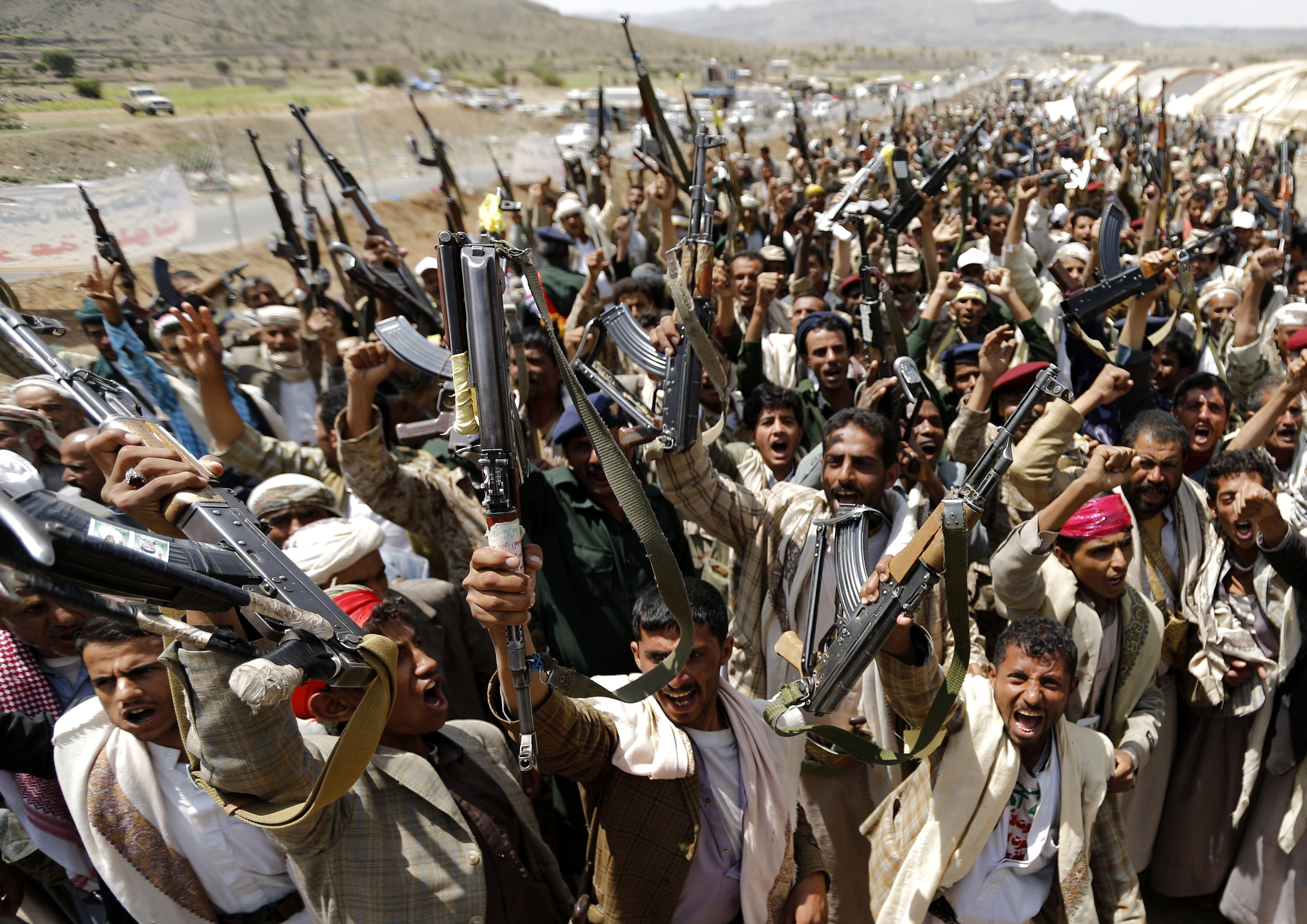 Yemeni Rebels Repel Fourth Saudi Troops' Attack in Western Ma'rib