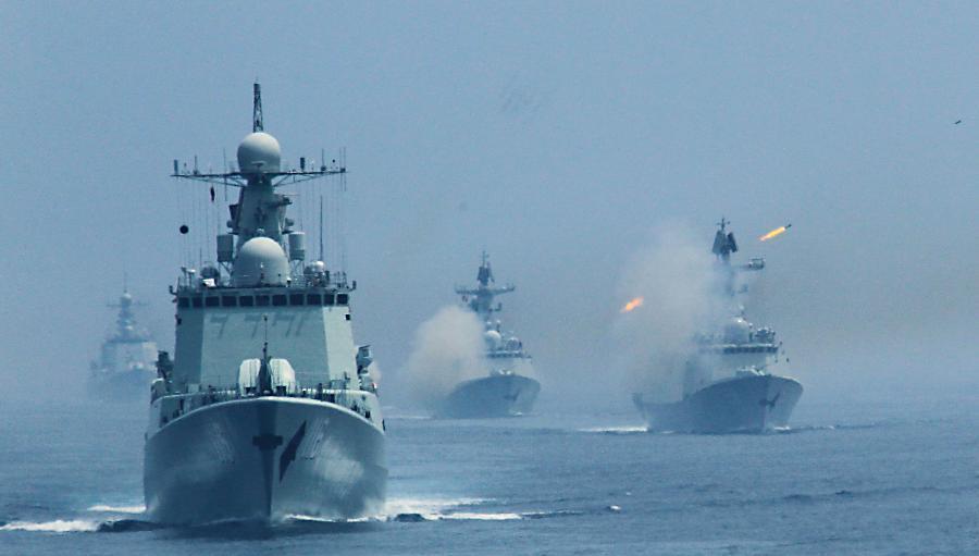 Japan: Chinese Flotilla Appeared near Senkaku Islands