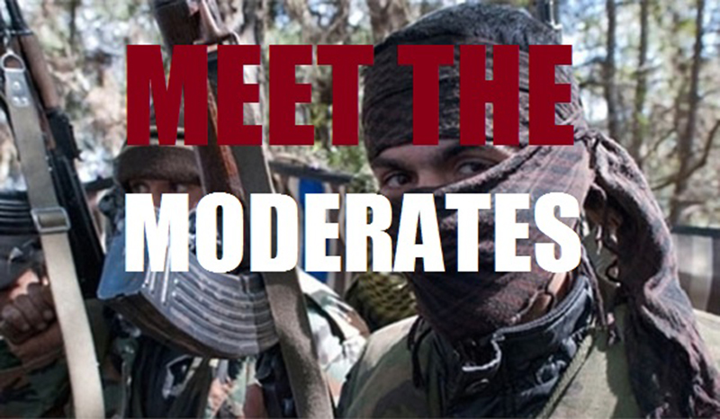 The Moderate Syrian Opposition Are Terrorists from All over the World