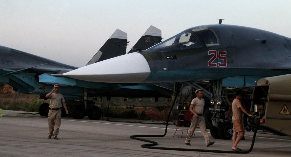 Sukhoi Su-34 to Get Newest Electronic Intelligence Complex