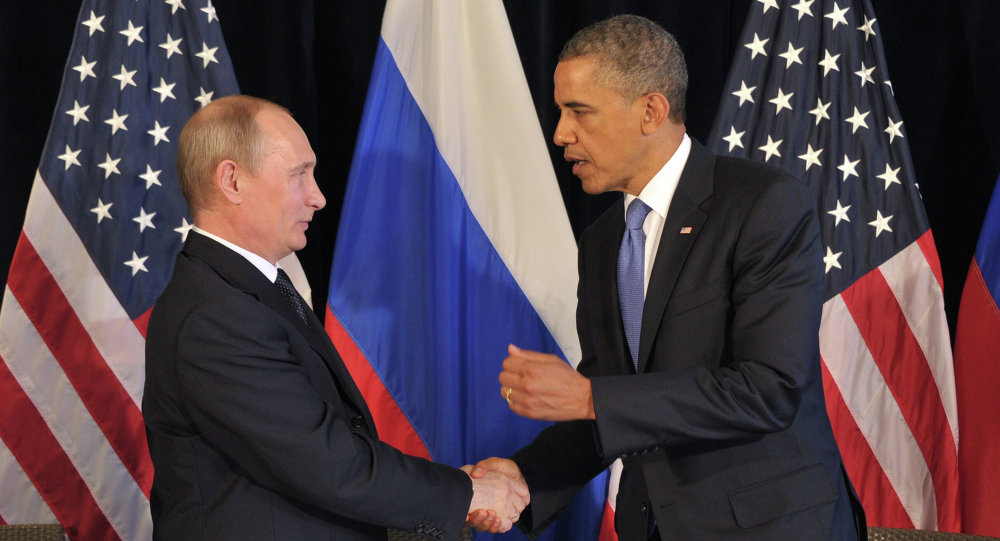 Russia & US are Close to Join Forces Against Terrorists in Aleppo