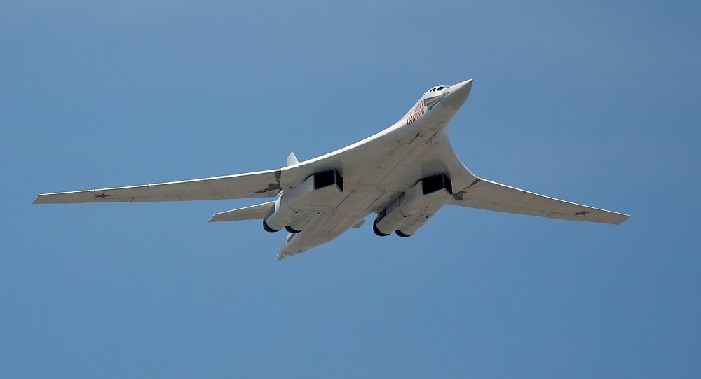 New Russia's Strategic Bomber Tupolev Tu-160M2 May Perform Debut Flight in 2018