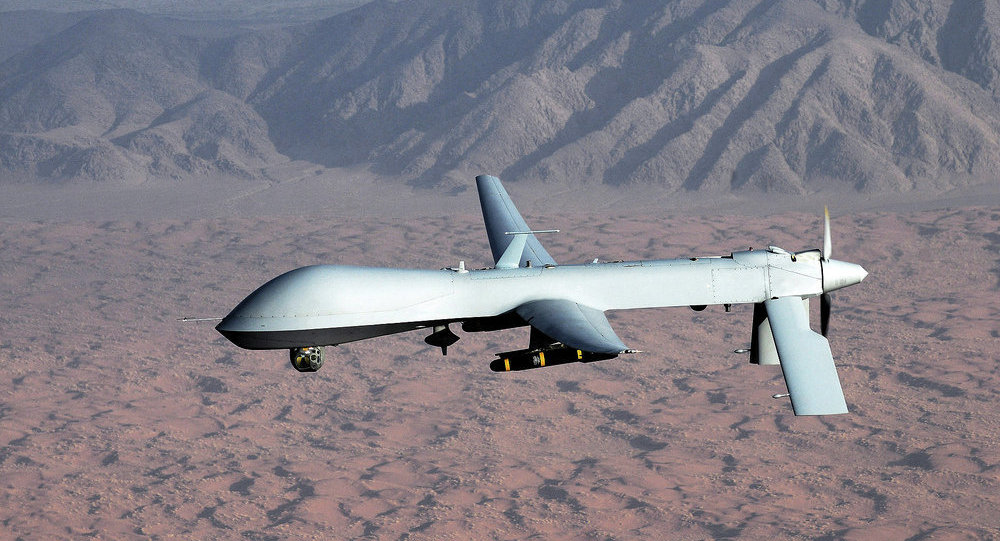 Chinese Media: US UAVs Spy on Russian Military in Syria & Help Terrorists